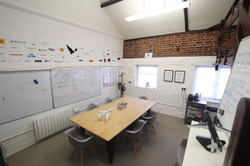 Attractive barn conversion offices/workshop