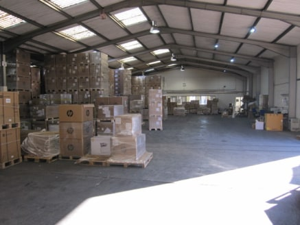 Industrial / warehouse with 18,000 sqft secure yard and modern open plan offices