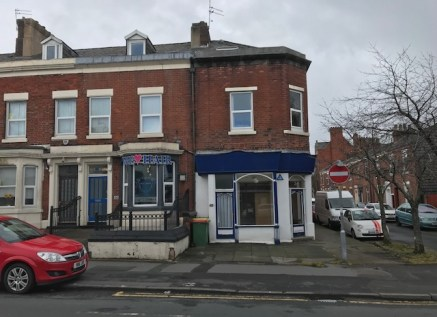 An end terrace property of traditional construction constructed on basement, ground and two upper floors. The ground floor comprises of a lock up retail/'office unit with basement storage and is currently vacant.   The self-contained upper floors pro...