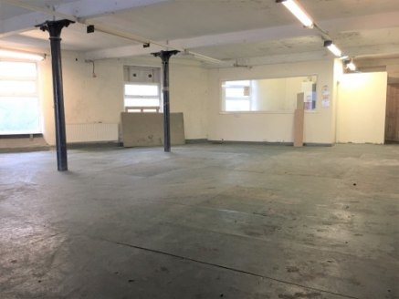 Whiteacres are pleased to offer a single storey workshop/industrial unit in the popular Pendle town of Colne.\n\nThe unit is positioned in the corner of the estate each with its own loading door and offers mainly open plan workshop accommodation bein...