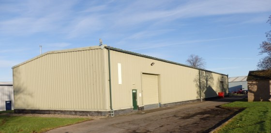 "Detached warehouse/work unit close to A689 (W) Carlisle bypass.<br><br>2 no. level loading doors<br>2 no. gas fired warm air blowers<br>Office and WC facilities<br>Eaves height 4.47 m (14'6"")<br><br>UP TO 5 YEARS RATES FREE FOR QUALIFYING OCCUPIERS<b..."