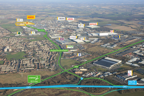 37-acre serviced site. 100,000 - 800,000 sq ft factory/warehouse in a cross dock configuration. Power availability up to 8 MVA. Gas availability up to 25 MW thermal power. Consent up to 21m height. Rail freight terminal adjacent. 24/7 use. Leasehold...