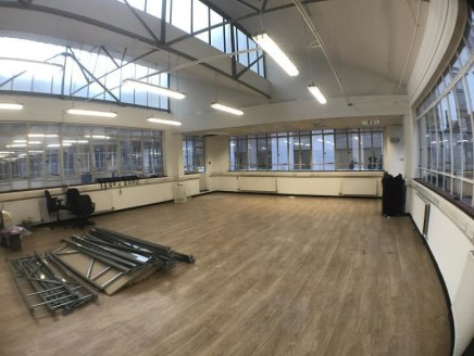 The property comprises an office building totaling to seven floors which benefits from a fob-entry security system and shared passenger lift. Suites are available in a large range of sizes and either front onto and overlook Hatton Garden itself, in a...