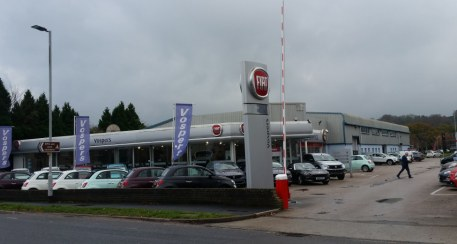 The site, having frontage to both Bad Homburg Way and Hennock Road East, allows for prominent vehicle display spaces for both showrooms together with customer and workshop...