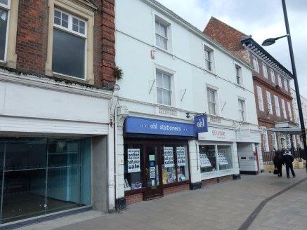 Commercial Premises FOR SALE   Grade II Listed Building in prominent location  Vacant possession  Development potential subject to planning  Net Internal Area 164m² (1766ft²)  Asking Price: OIRO £145,000
