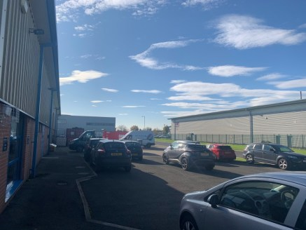 PROMINENT DETACHED WAREHOUSE UNIT WITH OFFICES - MIDDLESBROUGH  LOCATION  The property is prominently located within the established Riverside Park Industrial Estate next to the River Tees. Road links are excellent with the A19 north and south, and t...