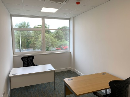 Well located fully refurbished prominent offices with excellent parking provision. Suites are available on entirely flexible terms to suit your requirements.