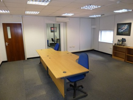 Fully refurbished first floor office suite situated in Buntsford Park Road Industrial Estate, Bromsgrove with allocated car parking spaces. Excellent links to the M5 and M42 motorways.
