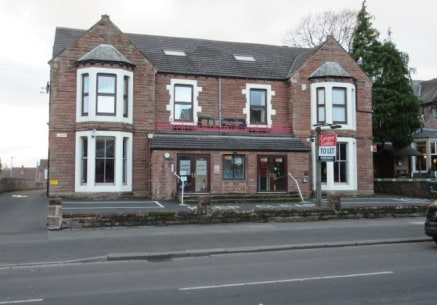 An exciting opportunity to rent a prominent roadside building on London Road, one of the main arterial routes in and out of Carlisle. The ground floor premises, previously utilised as a Chinese restaurant, is suitable for a range of restaurant cuisin...