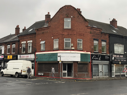 Amco Commercial are pleased to offer this partially refurbished retail premises located on Chorley Road, Swinton.  The property measures 307 sqft with a small area sectioned off with a newly installed kitchenette and WC. The property benefits from el...
