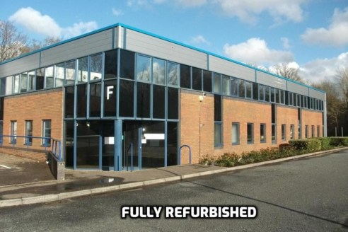 Detached and Fully Self Contained Industrial/Warehouse Unit