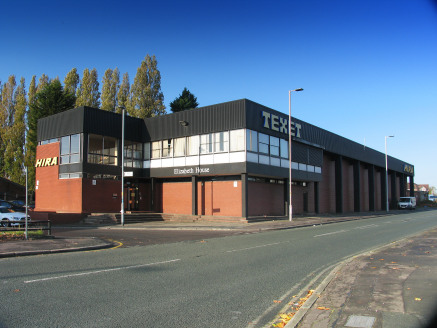 * Prominent position just off Cheetham Hill Road (A665)  * Enclosed yard/parking area  * 1 mile north of Manchester City Centre  * Opposite Manchester Fort Shopping Park  The property comprises a detached warehouse premises which includes a double st...