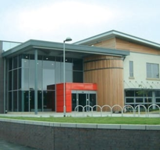 Lancashire Digital Technology Centre - BB10