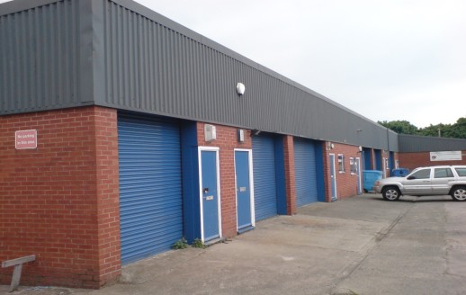 ******UNDER OFFER*****  Modern factory/warehouse unit providing the following features:  *Steel portal frame construction.  *Eaves height approx. 3.2m (10` 6``) min. to 4.3m (14` 4``) max.  *Metal roller shutter goods door approx. 3.2m (10` 6``) high...