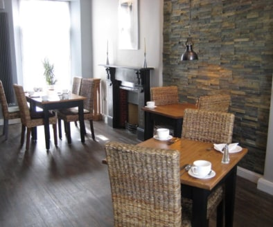7 Bedroom Hotel Located in Tintagel\nAll Rooms En-Suite\nStunning Sea Views\nRef 2367\n\nLocation\nThe Avalon Hotel is located in the village of Tintagel, set high on the rugged North Cornwall coast. Tintagel has dramatic sea views all within walking...