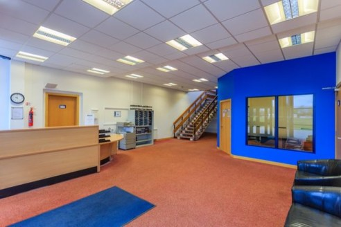 With over 40 office units available on short, medium and longer term let. We offer flexibility and affordability for small businesses in and near Kirkcaldy....
