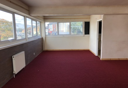 PROMINENT retail premises with FIRST FLOOR OFFICES fronting Dudley...
