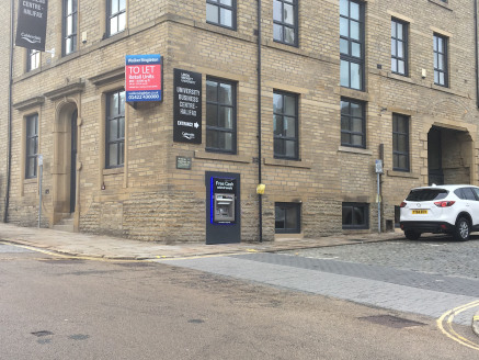 Having recently undergone full refurbishment the Halifax Business Centre offers this basement unit available To Let in the heart of Halifax Town Centre. The Halifax Business Centre creates a unique opportunity for a variety of users to include retail...