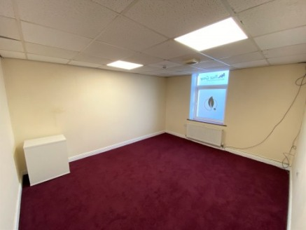 A fully self-contained suite of quality first floor offices available at an extremely competitive rent.\n\nThe suite comprises of six private offices all with good natural light together with a modern kitchen and both male & female toilet facilities....
