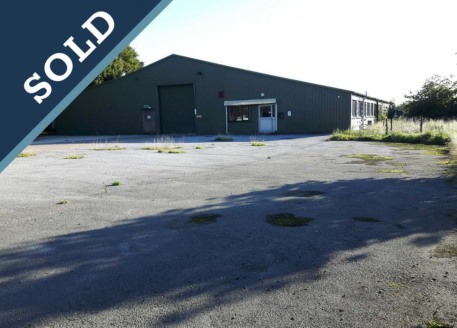 Former Countrywide Depot. Detached and converted former agricultural building situated on a self contained...