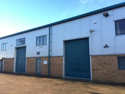Warehouse unit for sale on established business park. Download PDF Receive by Email