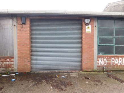 Commercial Unit to let 4,227 Sq Ft suitable for various trades