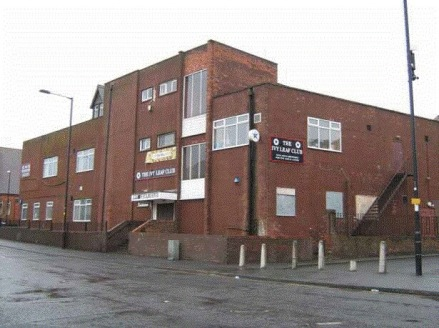 A large three storey detached social club.\n\nWith potential for a residential scheme of up 20 units sstp\n\nThe site is being sold unconditionally.\n\nIn poor condition internally.\n\nIsland Site.\n\nThe property would suit redevelopment into flats....