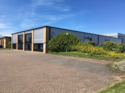 Popular Industrial Location in North Tyneside. Modern Detached Unit. 2 Loading Doors. 27 Car Parking Spaces. Secure Shared Service Yard. 5.5m Minimum Eaves Height.