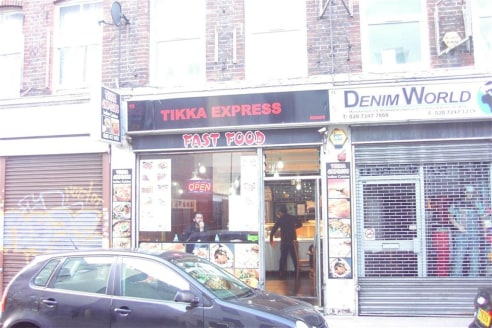 Warren Anthony Commercial are delighted to bring to the market this established A5 hot food takeaway restaurant currently trading as the Tikka Express located on White Church Lane just off Whitchapel Road close to many other multiple and local trader...