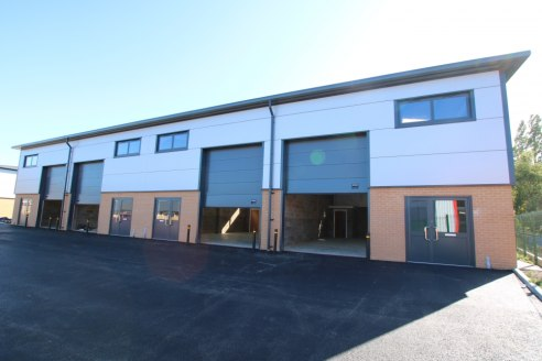 New Industrial/Warehouse Development Located in Westbourne