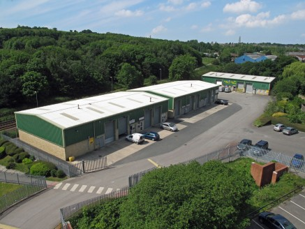 Unit C9/10 a modern steel portal frame industrial unit which forms part of a terrace. The property benefits from the following specification: