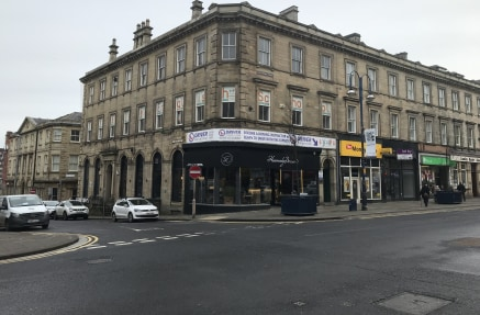 The property comprises an imposing, Grade II Listed building and is made up of three distinct parts; 34 John William Street, a large ground floor retail unit with basement; Alexandra Chambers, multi-tenanted upper floor offices; and 6a St Peter's Str...