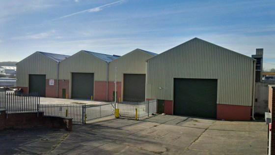 Crescent Trading Estate comprises a terrace of industrial/warehouse units of steel portal frame construction. Unit 1 benefits from:
