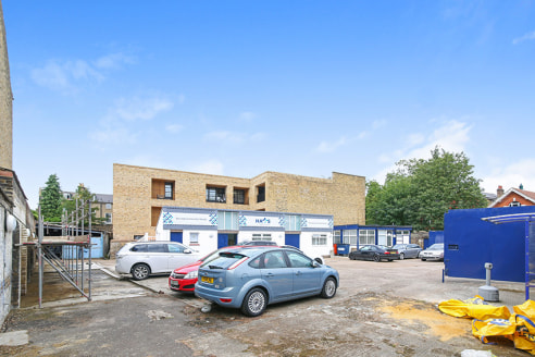 The property comprises an open yard ideal for parking vehicles and ground floor offices and storage shelter. The property is currently occupied by a transport company, the yard is used for parking and the offices for training and breakaway areas. The...