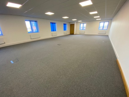 New Office To Let, Severn House, Mandale Park, Belmont Industrial Estate, Durham DH1 1TH