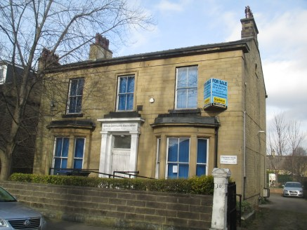 Substantial detached office building with frontages to Melbourne Place and Sawrey Place, situated approximately half a mile from Bradford city centre. The premises benefit from gas central heating....