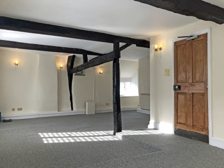 The premises comprise self contained first and second floor offices forming part of the Grade II listed building.\n\nEntrance to the offices is accessed off Wood Street with the office accommodation being mainly open plan....