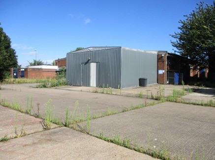 The subject property comprises a detached industrial/warehouse building of traditional steel portal frame construction with brick and block elevations beneath a pitched fibre cement roof.   Internally, the property provides recently refurbished open...