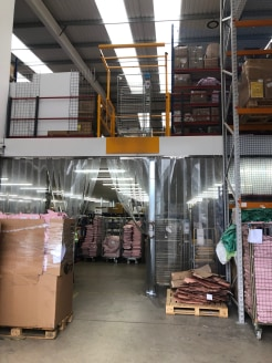 Manufacturing/Warehouse unit  10,333 sq ft  With substantial mezzanine floor of 7,075 sq ft