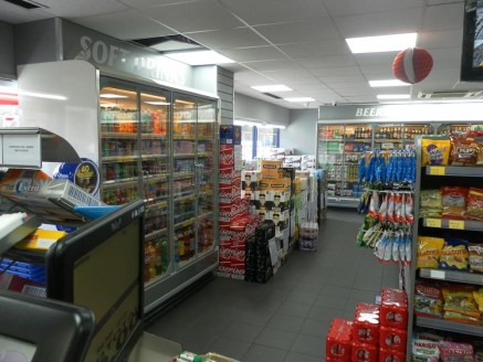 Leasehold Off-Licence Located In Alcester\n\nRef 2332\n\nLocation\n\nThis delightful retail Off-Licence business is located in the ancient market town of Alcester in Warwickshire. It sits within a prominent and highly visible trading position in a pa...
