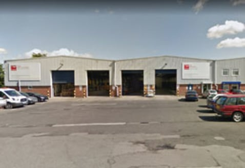 TO LET: Industrial Warehouse Premises With Offices 40,162 SQ FT (3,731.17...