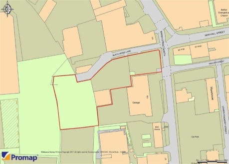 Land and Development for sale in Hanley | Butters John Bee