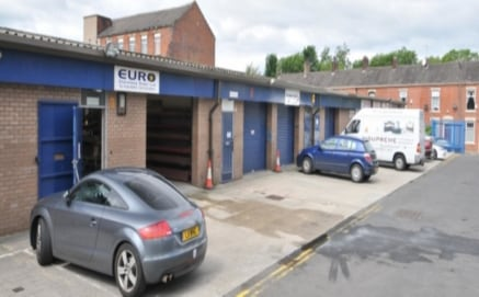 Moorings Close Industrial Estate comprises modern good quality industrial units ranging from 500 sq.ft up to 3,000 sq.ft. The estate is fully fenced with car parking and circulation space. The units are of steel portal frame construction and would su...