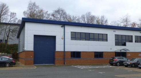 Industrial/Warehouse unit