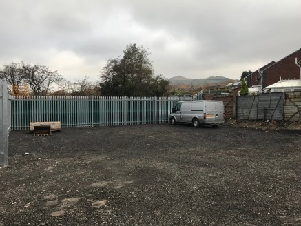 Newly formed, secure, open storage yards bound by 2m high steel palisade fencing and accessed via swing action gates.  The yards have a ''crush and run'' surface and would suit plant & machinery storage etc.  Services are available to the yard but wi...