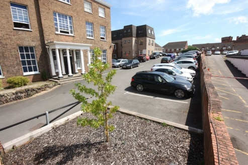 Three storey Grade II listed period property with many original features. N.I.A of 445.27m2 of office accommodation with parking for approximately 20/25 vehicles. Located on Mary Street (A38) a major arterial road around Taunton town centre. Potentia...