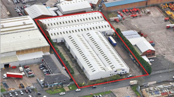 7 x level HGV loading doors. 30 car parking spaces. Electric sliding gates to entrance. Two storey high quality offices. 250Kva power supply. Offices fully refurbished and air-conditioned.