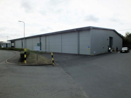 A 24,250 sq ft modern Industrial / Warehouse Unit Located on Enigma Business Park. The unit has two roller shutters to the front and rear of the property along with 12 allocated parking spaces.