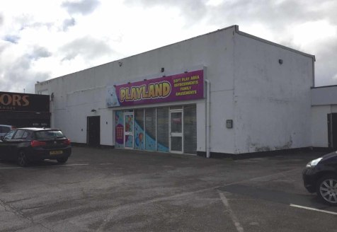 The retail unit provides open sales area beneath acoustic suspended tiled ceiling with recessed lighting.    The property benefits from full width PVC shop front, with electrically operated roller shutter security grill, and has a fire alarm fitted....