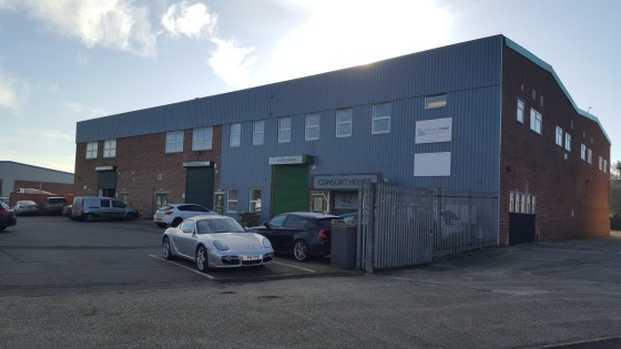 Planning has been granted under Permitted Development 16/01584/PACOU for the change of use of the first floor to residential.  The space provides for 17 1 bedroom apartments with internal courtyard space.  The ground floor comprises 3 warehouse units...